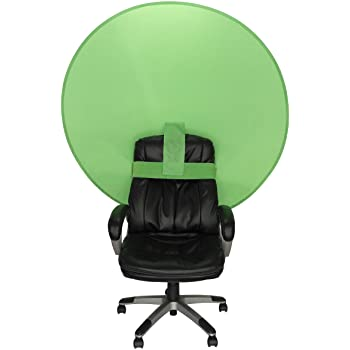 Green screen for chair at Amazon